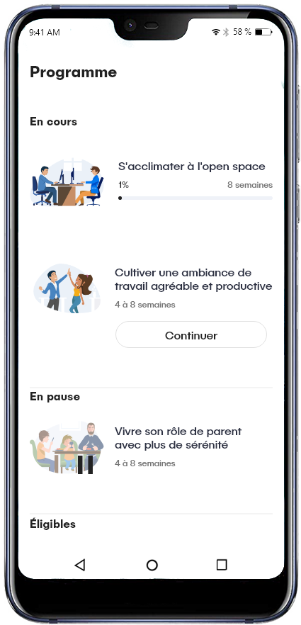 Application Health for People